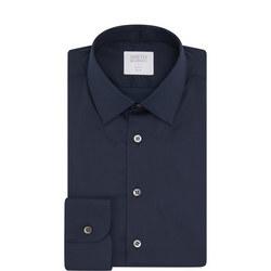 Slim Fit Shirt Navy