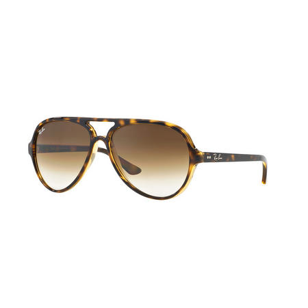 Havana Cats 5000 Pilot Sunglasses RB4125 Brown