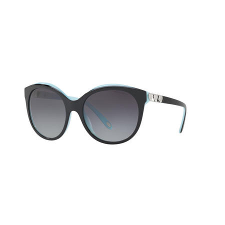 Round Sunglasses Black