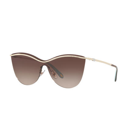 Butterfly Sunglasses  Gold-Tone