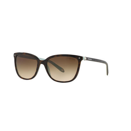Havana Square Sunglasses TF4105HB Brown