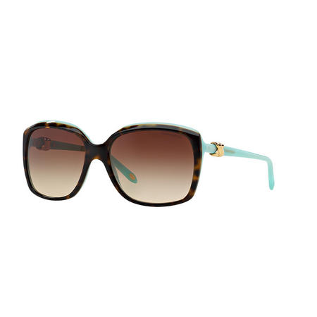 Havana Square Sunglasses TF4076 Brown