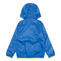 Boys Hooded Windbreaker Blue
