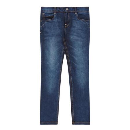 Boys Skinny Jeans Blue