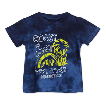 Boys Coast To Coast T-Shirt Blue