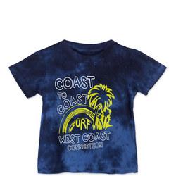 Boys Coast To Coast T-Shirt Blue