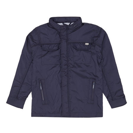 Boys Multi-Pocket Jacket Navy