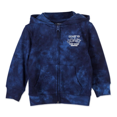 Boys Coast To Coast Hoody Blue