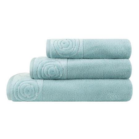 Vossen Rose Towel Light Green