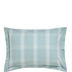 Verbier Oxford Pillowcase Aqua Green