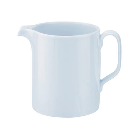 Choices One Pint Porcelain Jug Blue