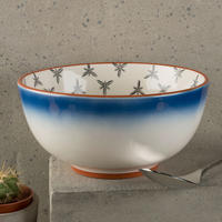 Drift Cereal Bowl Ombre Blue
