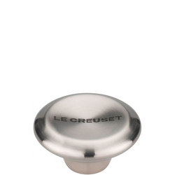 Stainless Steel Knob 47mm - Fits Round 16-22cm And Oval 21-27cm Casseroles