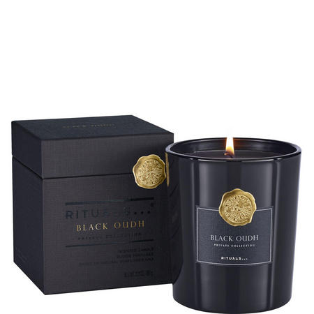 Black Oudh Luxury Scented Candle