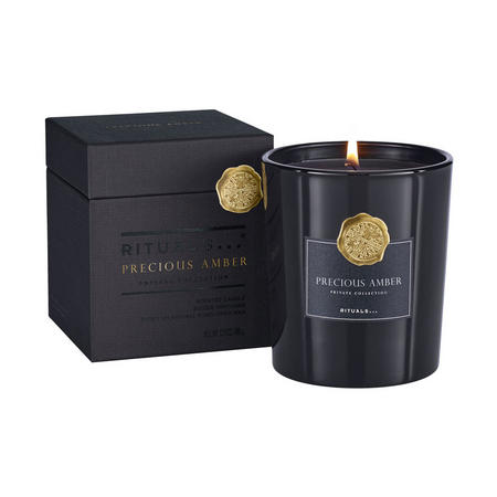 Private Collection Scented Candle Amber