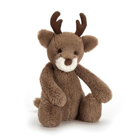 Bashful Reindeer Bear Brown