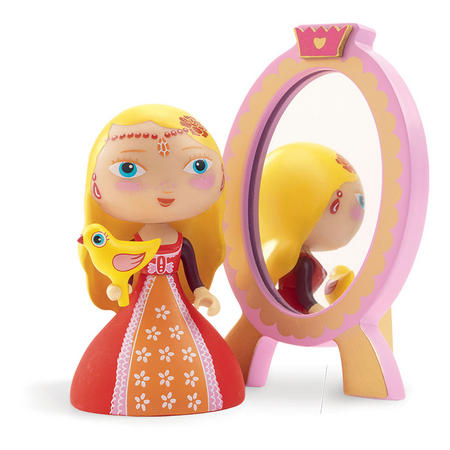 Nina And Ze Mirror Arty Toy Figure