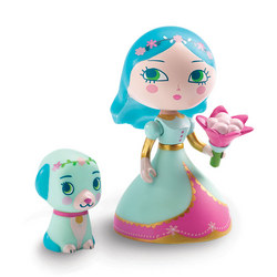 Luna And Blue Arty Toy Figure