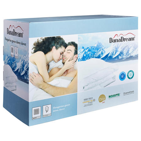 Dana Dream Hungarian 13.5 Tog Duvet White