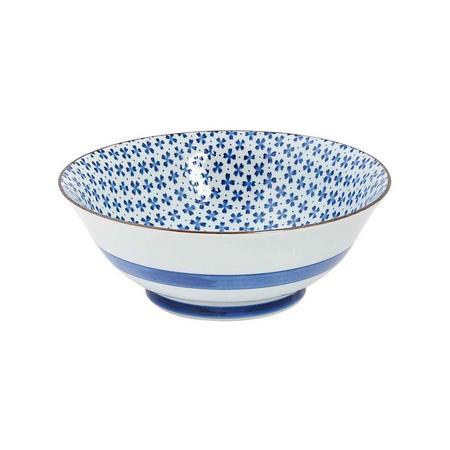 Small Mixed Bowl Blue