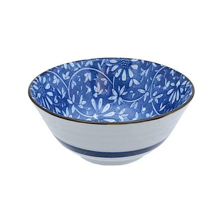 Mixed Bowls Large Blue