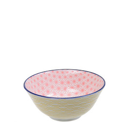 Star Wave Tayo Bowl Pink