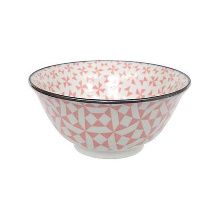 Geo Bowl Pink