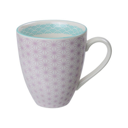 Star/Wave Mugs Purple