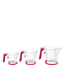 3 Piece Measuring Jug Set