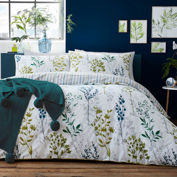 Meadow Grass Duvet Set