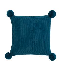Sula Cushion Teal Multicolour