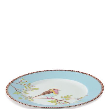 Early Bird Plate  21cm Blue