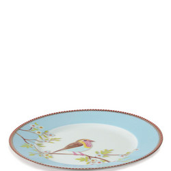 Early Bird Plate  21cm Blue