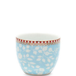 Lovely Branches Eggcup  Blue