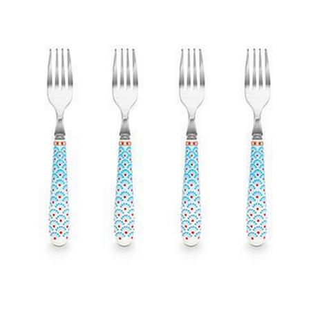 Cakeforks Set of 4 Blue