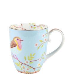 Early Bird Mugs Large Blue