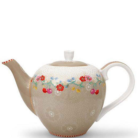 Cherry Teapot 750ml