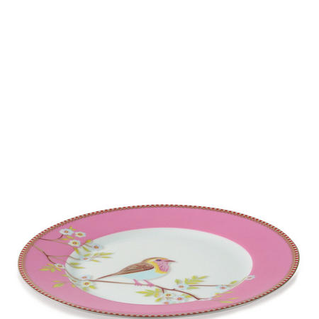Early Bird Plate   21cm Pink
