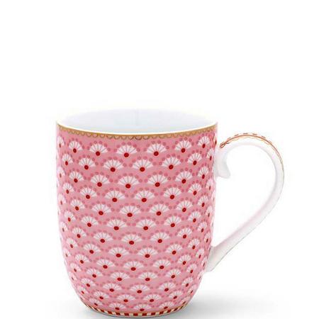 Bloomingtails Mug Small Pink