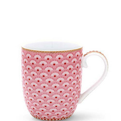 Bloomingtails Mug Small Pink