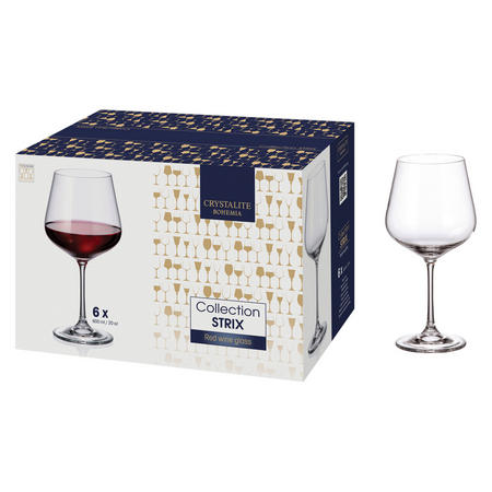 Strix Xxl Red Wine Glass Clear