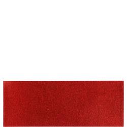 Red Glitter Table Runner Red