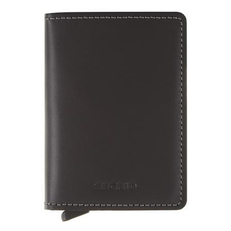 Slim Original Card Protector Wallet Black