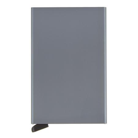 Slim Card Protector Grey