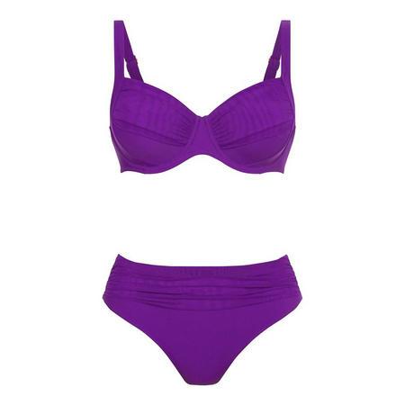 Claudine Bikini Purple