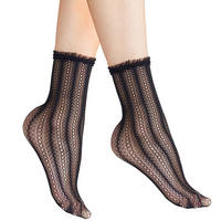 Biblica Socks Black