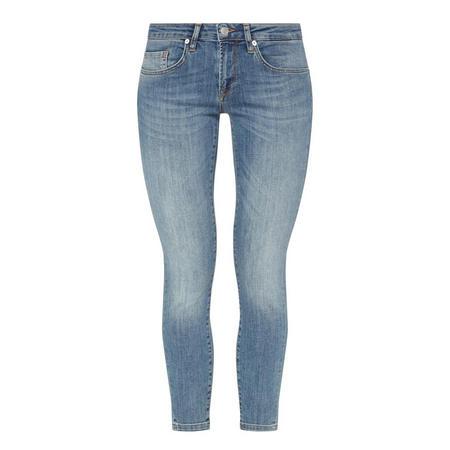 Ida Skinny Cropped Jeans