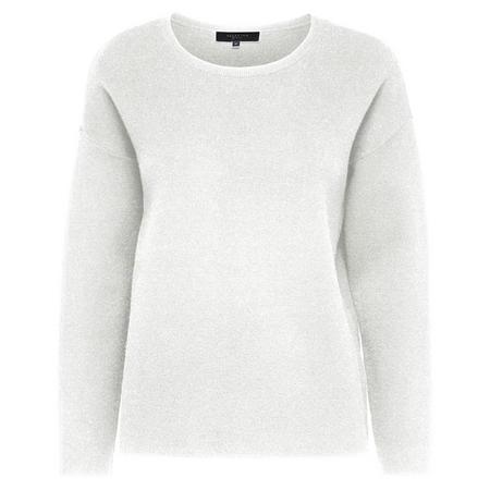 Minnie Knitted Sweater Cream
