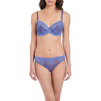 Embrace Lace Brief Purple
