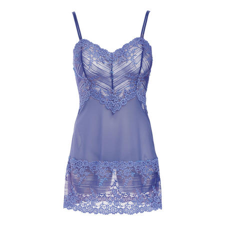 Embrace Lace Chemise Purple